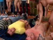 Порно видео вечеринка в общаге